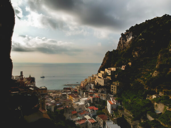Amalfi Coast, Atrani Sea View
