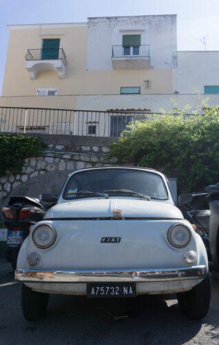 Amalfi Coast - Capri, Fiat
