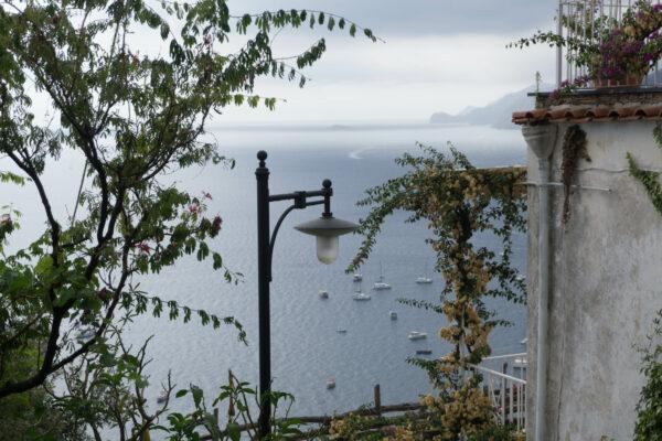 Amalfi Coast, On Path Of The Gods