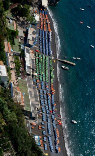 Amalfi Coast, Positano Beach