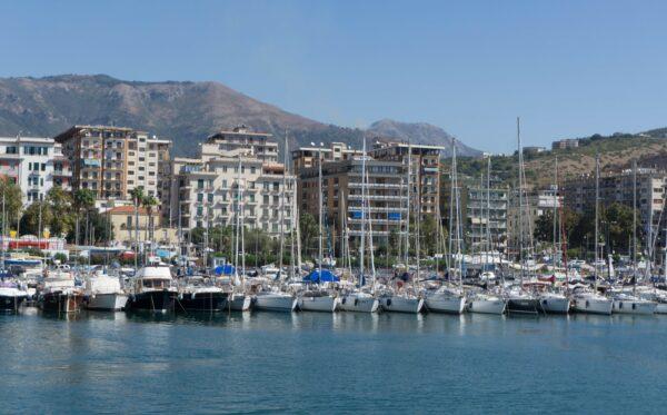 Amalfi Coast, Salerno Port