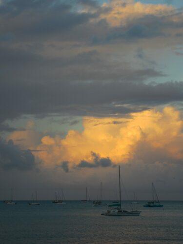 Australia - Airlie Beach, Sailing Boats