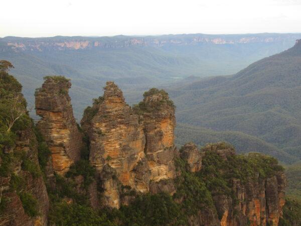 Australia - Blue Mountains, Three Sisters