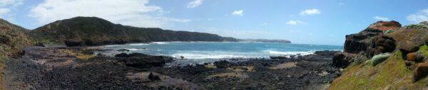 Australia, Cape Shanck Bay