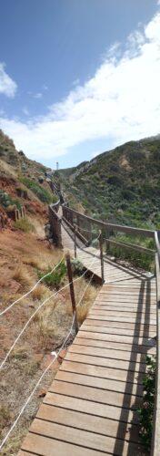 Australia - Cape Shanck, Path To Lighthouse