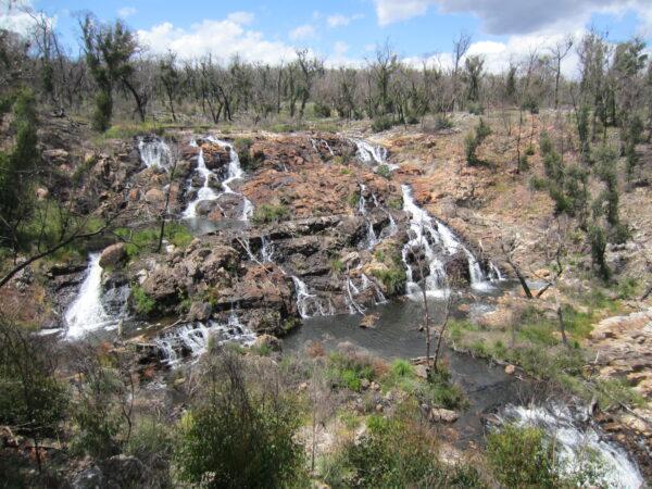 Australia - Grampians, Mac Kenzie Falls