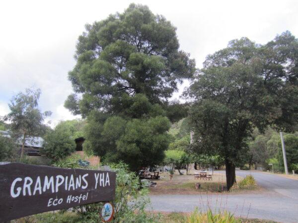 Australia, Grampians Sign