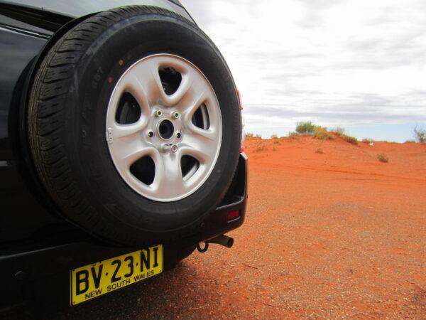 Australia, Jeep