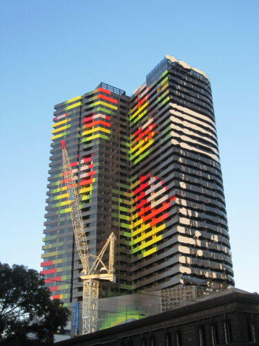 Melbourne, Coloured House