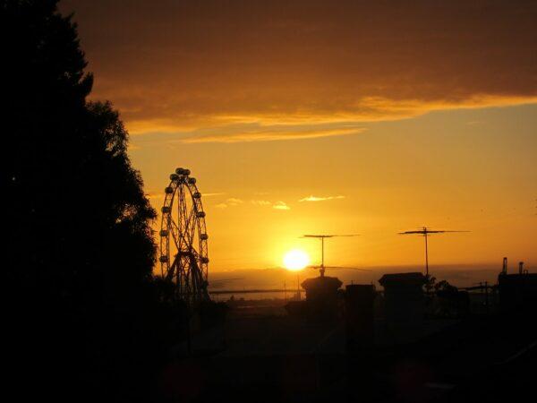 Melbourne, Sunset