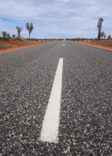 Australia, Outback Road