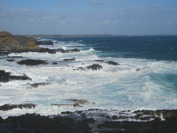 Australia - Phillip Island, Sea View