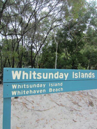 Australia - Whitsunday Island, Whitehaven Beach