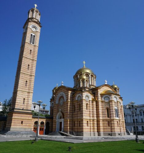 Banja Luka, Christ The Savior Cathedral