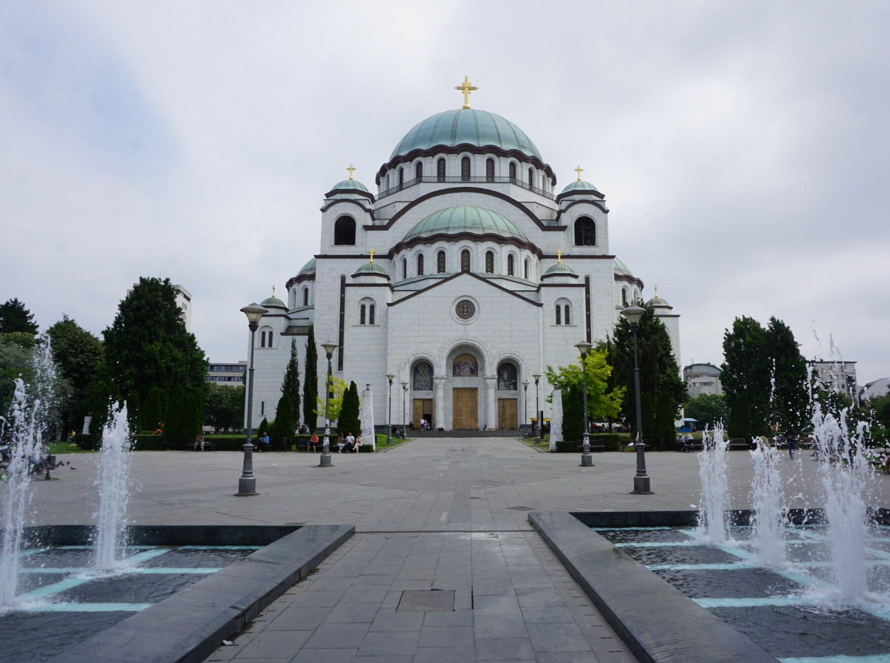 Belgrade, Saint Sava Temple
