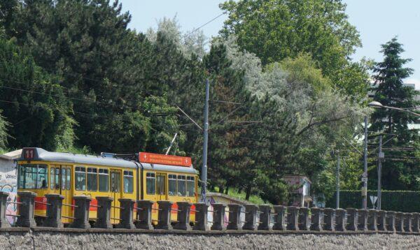 Belgrade, Tram