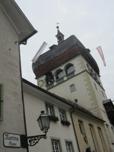 Bregenz, Church At Martins Gasse
