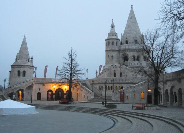 Budapest, Fisherman's Bastion