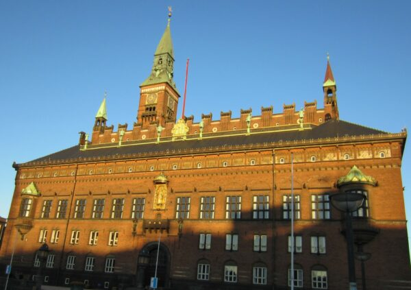 Copenhagen, City Hall