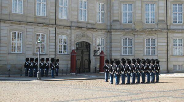 Copenhagen, Royal Life Guards