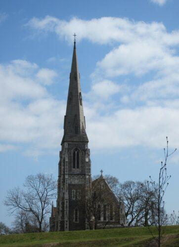 Copenhagen, St. Albans Church