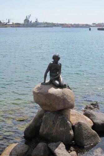 Copenhagen, The Little Mermaid