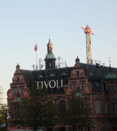 Copenhagen, Tivoli