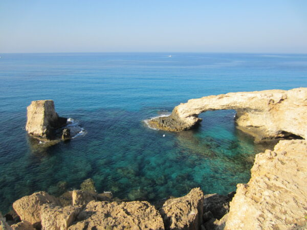 Cyprus - Agia Napa, Love Bridge