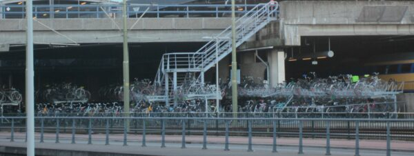 Den Haag, Bicycle Station