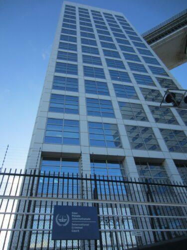 Den Haag, International Criminal Court