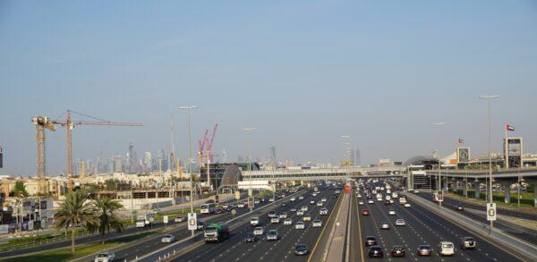 Dubai, Highway
