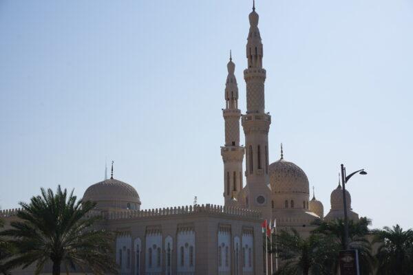 Dubai, Jumeirah Mosque
