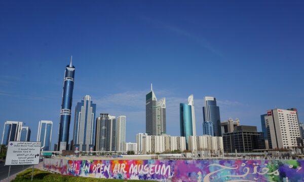 Dubai, Skyline