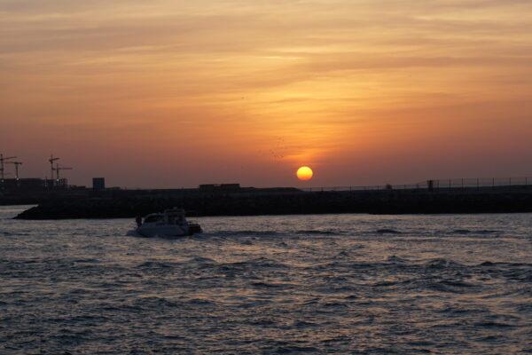 Dubai, Sunset
