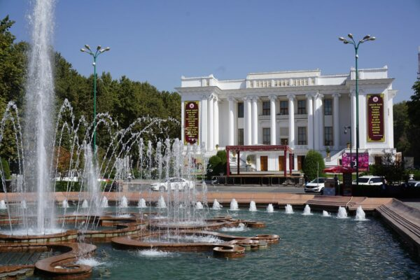 Dushanbe, Ayni Opera And Ballet Theatre