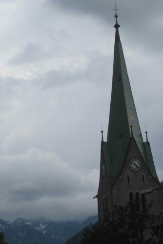 Feldkirch, Church