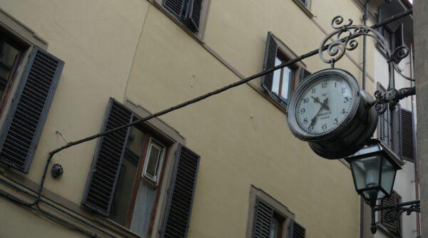 Florence Clock
