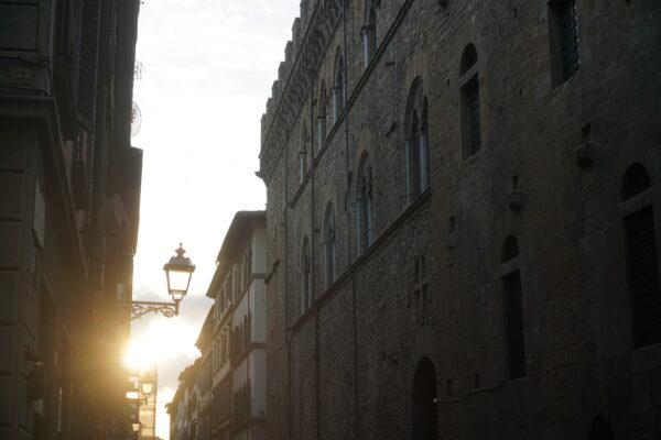 Florence Morning Sun