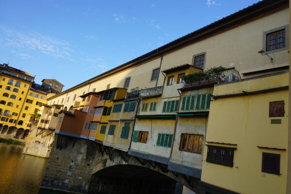 Florence, Ponte Vecchio Close Up