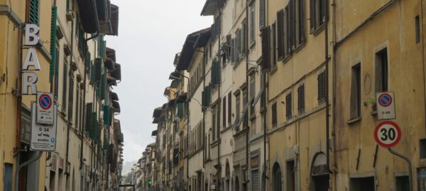 Florence, Street View