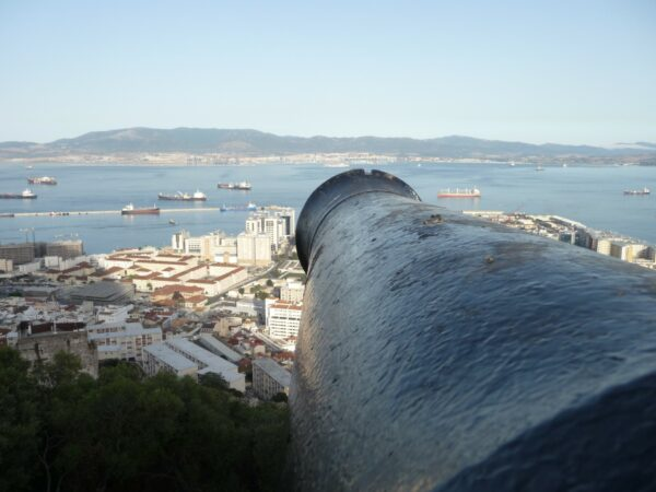 Gibraltar, Cannon View