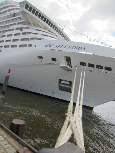 Hamburg, MSC Splendida