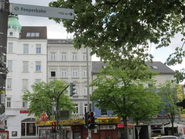 Hamburg, Reeperbahn
