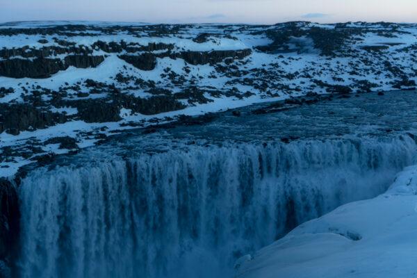 Iceland, Dettifoss