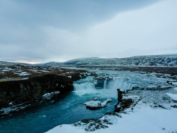 Iceland, Godafoss