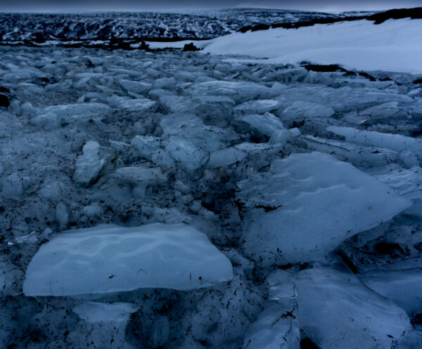 Iceland, Ice Floes