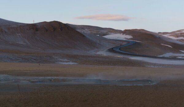 Iceland - Myvatn, Namaskard Hot Springs