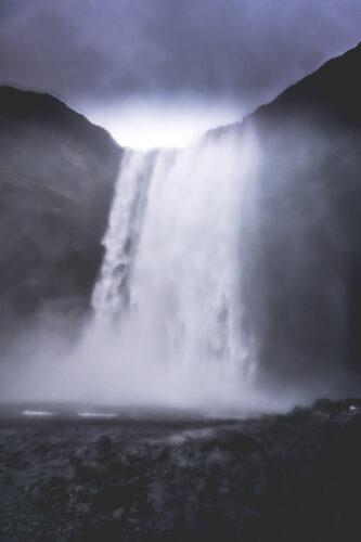 Iceland, Skogafoss