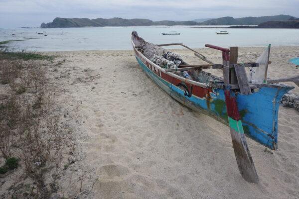 Indonesia - Lombok, Boat