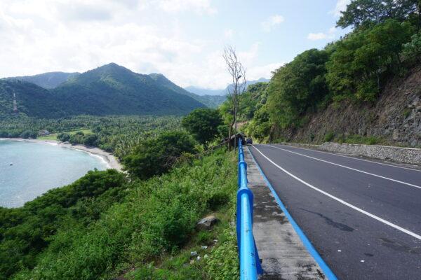 Indonesia - Lombok, Road